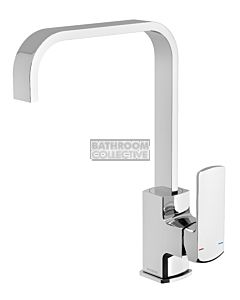 Phoenix Tapware - Teva Sink Mixer 200mm Squareline Chrome