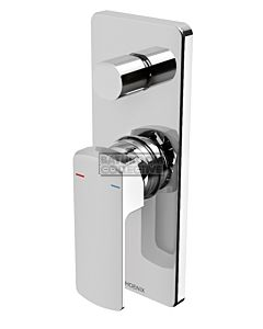 Phoenix Tapware - Teva Shower/Bath Diverter Mixer Set Chrome