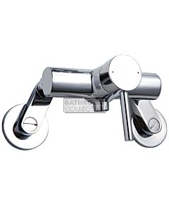 Quoss - Freestyle Transformer Mixer Only, use your own rail shower (standard fittings for breach)