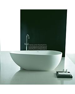 Gallaria - Taranto Cast Stone Solid Surface Bath 1690mm