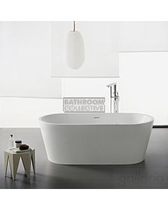 Gallaria - Vigo Cast Stone Solid Surface Bath 1795mm