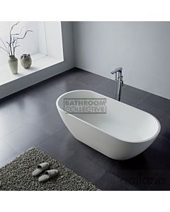 Gallaria - Sitano Cast Stone Solid Surface Bath 1800mm