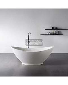 Gallaria - Atara Cast Stone Solid Surface Bath 1790mm