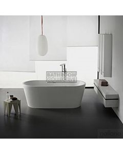 Gallaria - Vigo-B Cast Stone Solid Surface Bath 1795mm