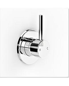 Faucet Strommen - Pegasi M Wall Mixer 80 Pin Up 30642-11