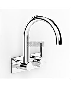 Faucet Strommen - Pegasi M Back Plate Basin Mixer Swivel 200mm 30650-11