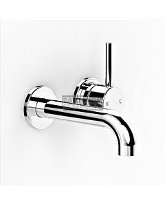 Faucet Strommen - Pegasi M Wall Mixer & 150mm Basin Spout Set 30654-11