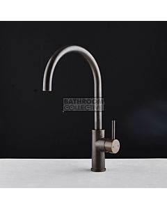 Faucet Strommen - Pegasi M Kitchen Sink Mixer Curve 220mm ANTIQUE BRASS MEDIUM 30690-83
