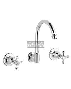 Phoenix Tapware - Harper Wall Sink Tap Set