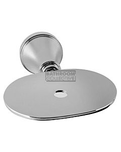 Bastow Tapware - Georgian Soap Dish CHROME