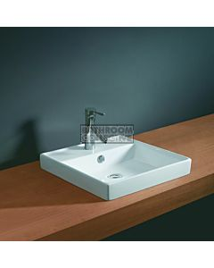 Gallaria - Sorrento Ceramic Inset Basin 380 x 380mm
