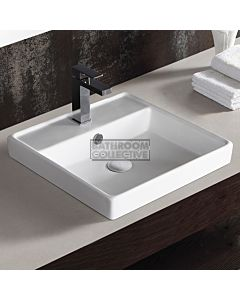 Gallaria - Santa Fe Ceramic Inset Basin 465 x 465mm