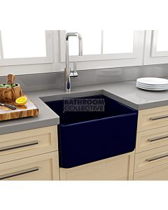 Paco Jaanson - Bocchi Casa Ceramic Kitchen Butler Sink 500mm GLOSS SAPPHIRE