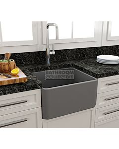 Paco Jaanson - Bocchi Casa Ceramic Kitchen Butler Sink 500mm MATTE GREY