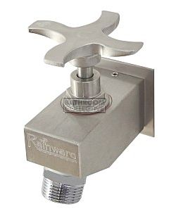 Rainware - Outdoor Footwash Stainless Steel