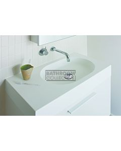 Omvivo - Arki 700 Wall & Vanity Top Basin (Right Hand Bowl)