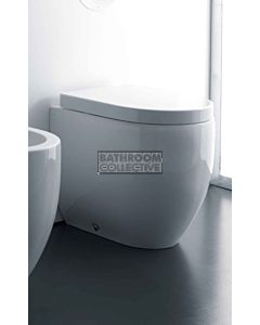 Kerasan - Flo Pedestal Pan Toilet Suite (P & S Trap 90mm)