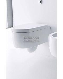 Kerasan - Flo Wall Hung Toilet Pan & Seat
