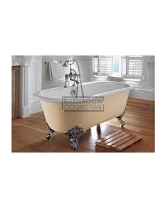 Imperial - Bentley 1700mm Cast Iron Clawfoot Bath