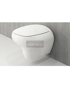 Paco Jaanson - Bocchi Fenice Wall Hung Toilet Pan