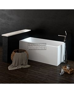 Turner Hastings - Anzio 1500mm Freestanding and/or Corner Bath
