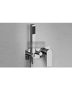 Paco Jaanson - Kelly Hoppin Zero 3 Hand Shower Mixer with Two Outlets
