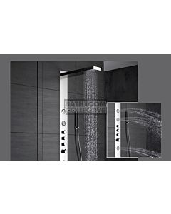 Paco Jaanson - Monolith Wallpaper Shower Column with Body Jets