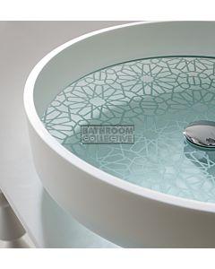 Omvivo - Motif Kaleidoscope Round Vessel Basin