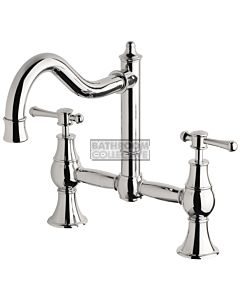 Phoenix Tapware - Nostalgia Exposed Sink Set