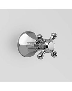 Astra Walker - Classic Bath/Shower Diverter Only, Cross Handle CHROME A57.41
