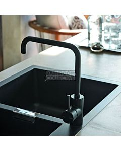 Astra Walker - Icon Kitchen Sink Mixer A69.08.V2-MATTEBLACK