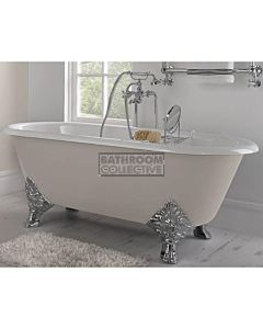 Imperial - Roseland 1780mm Cast Iron Clawfoot Bath