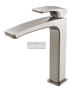 Phoenix Tapware - Rush Sink Mixer Brushed Nickel