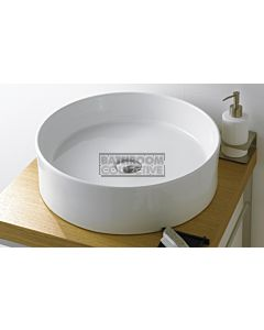 Paco Jaanson - 03 Series Chicago 450mm Bench Mounted Basin Gloss White