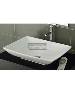 Paco Jaanson - 03 Series Santiago 632mm Bench Mounted Basin Gloss White