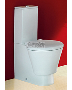 RAK - Sheno Back To Wall Toilet (Back Inlet S Trap 70 - 200mm)