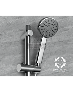 Paco Jaanson - Omega 5 Function Rail Shower