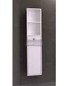 Timberline - Hudson Duo 300mm Wall Hung Tallboy