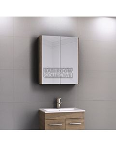 Timberline - Denver 600mm Shaving Cabinet