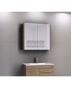 Timberline - Denver 750mm Shaving Cabinet