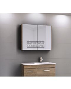 Timberline - Denver 900mm Shaving Cabinet