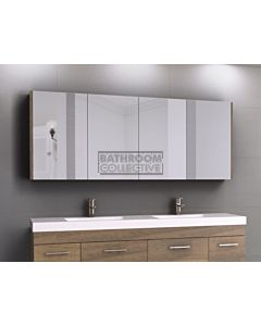 Timberline - Denver 1800mm Shaving Cabinet