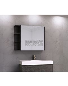 Timberline - New York 900mm Shaving Cabinet