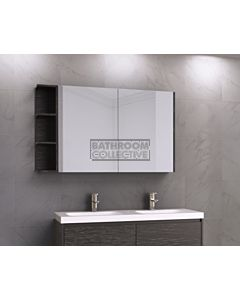 Timberline - New York 1200mm Shaving Cabinet