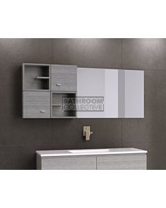 Timberline - Pure Zest 1500mm Shaving Cabinet