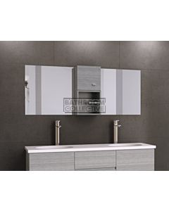 Timberline - Pure Zest 1500mm Double Mirror Shaving Cabinet
