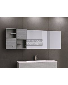Timberline - Pure Zest 1800mm Shaving Cabinet