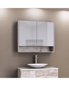 Timberline - Sanremo 900mm Shaving Cabinet