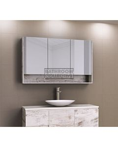 Timberline - Sanremo 1200mm Shaving Cabinet