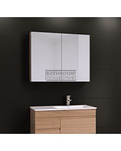 Timberline - Tennessee 900mm Shaving Cabinet